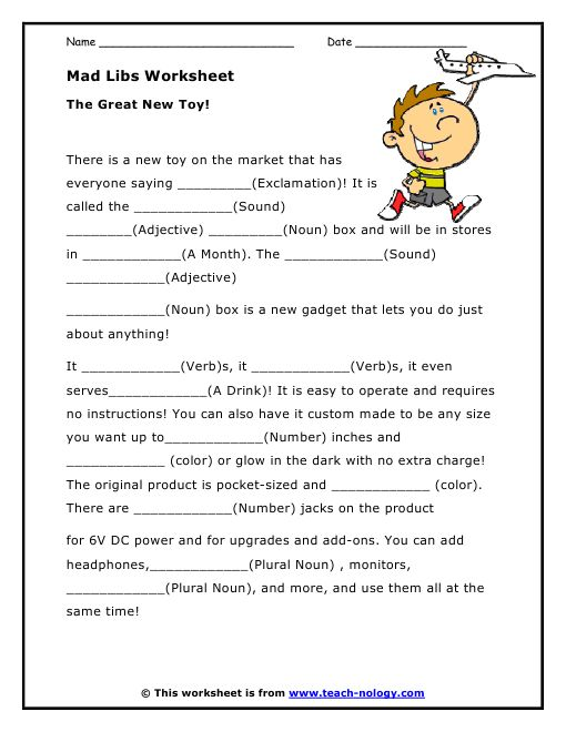 33 best ~Mad Libs~ images on Pinterest | English class, Grammar ...