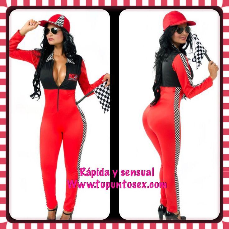 Disfraz para mujer para Halloween u ocasional,  Www.tupuntosex.com