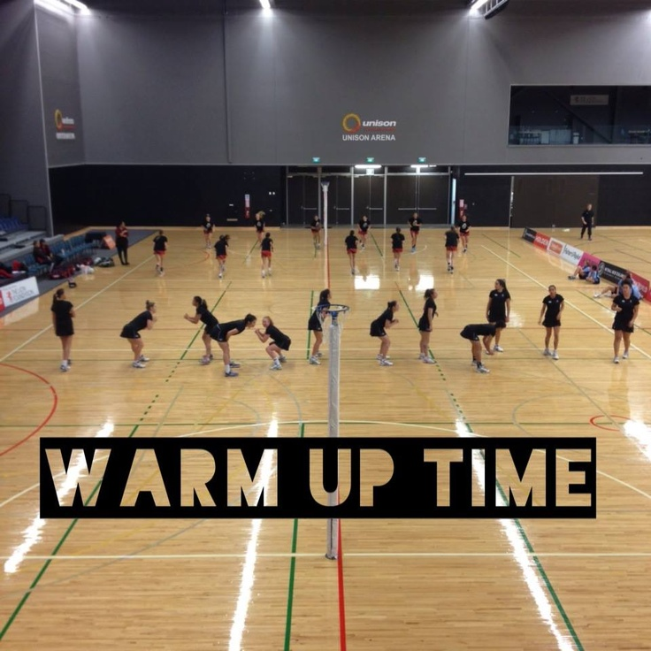 Warm up time