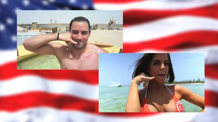 "God Bless Our Troops!!!  Miami Dolphins Cheerleaders ""Call Me Maybe"" vs U.S. Troops ""Call Me Maybe"", via YouTube."