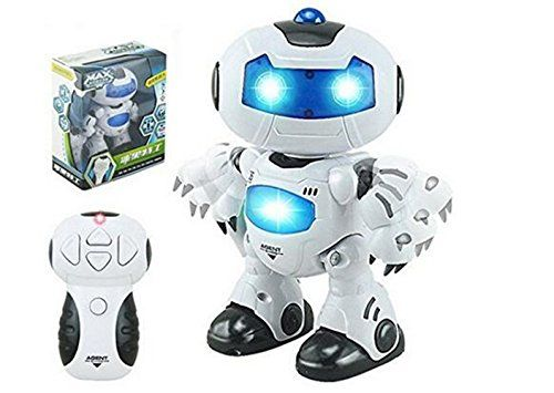 LFHT Remote Control Robot Toy for Kid Music Light Toys Super Fun RC Robot ** Want additional info? Click on the image. Note:It is Affiliate Link to Amazon. #c4c
