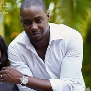 """My tall glass of chocolate milk"" Birthday girl Damilola Adegbite's sweet birthday message to husband Chris Attoh"
