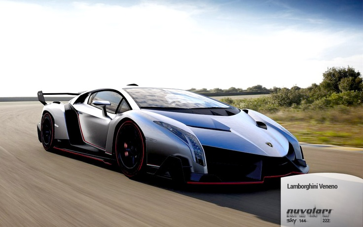 Lamborghini Veneno  www.nuvolari.tv