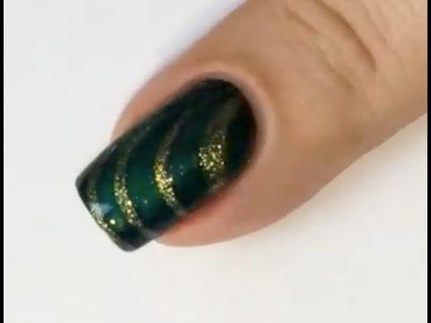Tırnak Boyama Sanatı - Nail Art 6