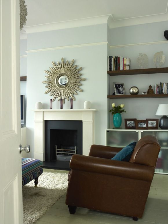 Lounge - easy to fit a mid terrace victorian house