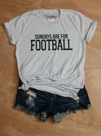 sundays are for football shirt womens - Google Search - shirts online, long sleeve check shirt mens, fitted mens shirts *ad