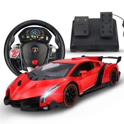 holy stone rc cartoon race car review