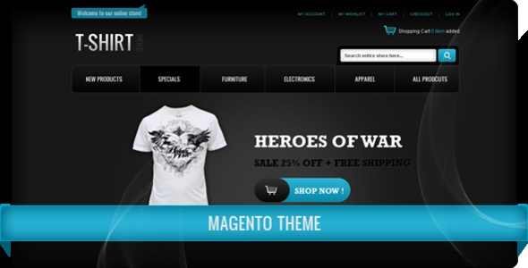 3BG: Shop - Magento Theme