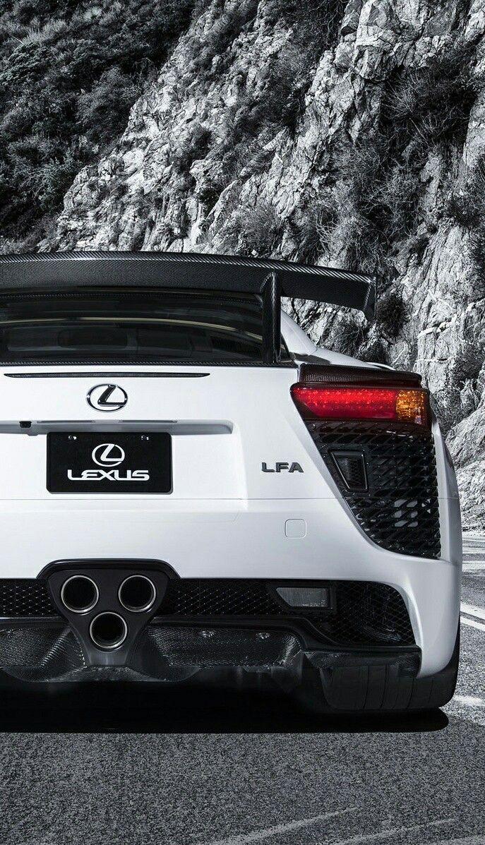 2013 Lexus LFA Nurburgring Edition