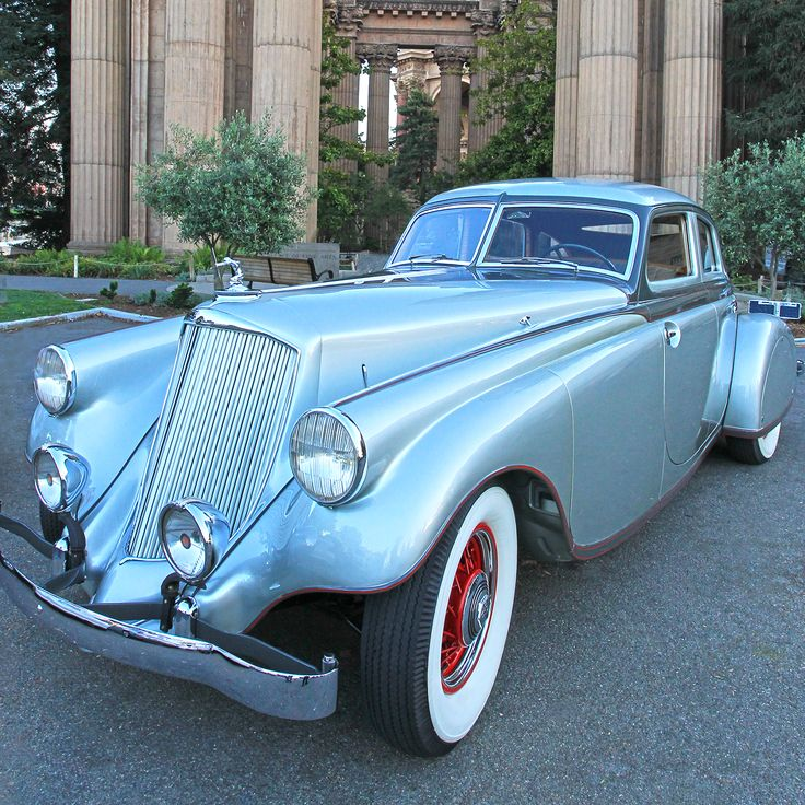 1933 Pierce-Arrow Silver Arrow - (Pierce-Arrow Motor Car Company Buffalo, New York 1901-1938)