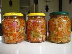 Diverse recepten voor inmaak, jam en groenten in het zuur - Diana's moestuin