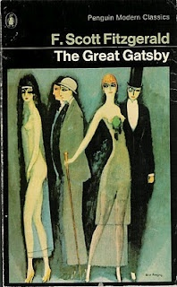 The Great Gatsby | Penguin Modern Classics Book Cover