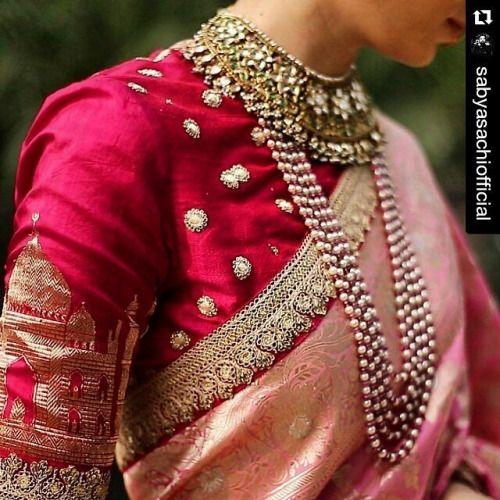 IT'S PG'LICIOUS — #Repost @sabyasachiofficial with @repostapp ・・・...
