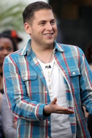 """Jonah Hill ...my faves are """"21 Jump Street"""" and """"Get Him to the Greek"""" SOOO Funny"""