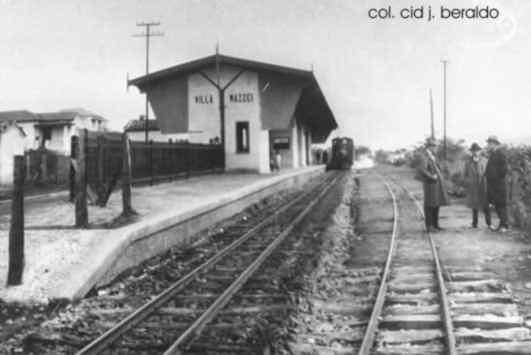 Vila Mazzei -- Estações Ferroviárias do Estado de São Paulo