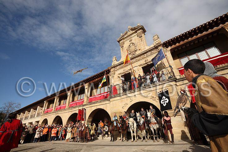Ferias de la Concepción y Mercado Medieval: se celebran durante al puente de la Constitución y la Inmaculada, del 4 al 8 de diciembre.