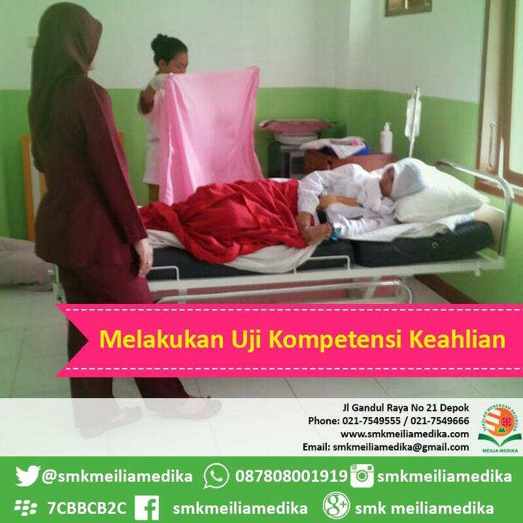 Kejuruan #smk #sekolah #kompetensi  #keperawatan #kesehatan #ilmu #pengetahuan #rsmeilia #cibubur #depok #cileungsi #bekasi #bogor #jakarta