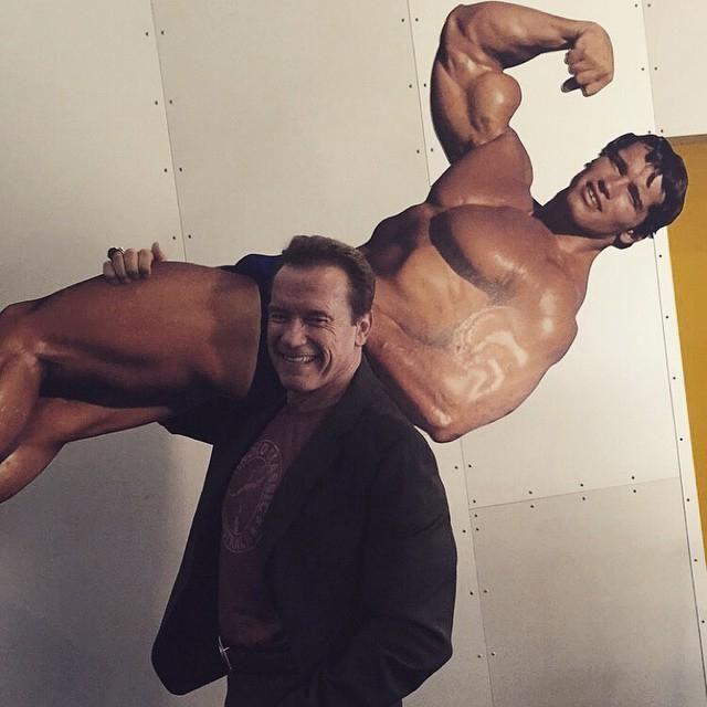 In Praise of Arnold Schwarzenegger, Aging Badass | VICE | United States