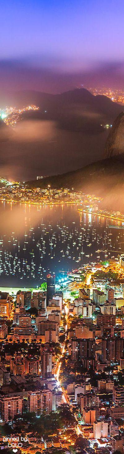 #Viagem. Rio de Janeiro, Brasil: