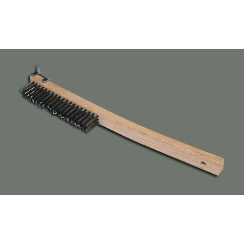 20'' Heavy Duty Wire Brush, Wood Handle by Winco. $10.27. 12. 20'' Heavy Duty Wire Brush, Wood Handle.