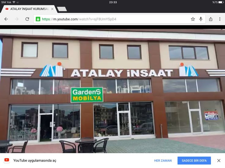 Atalay inşaat Özlüce kurumsal ofis