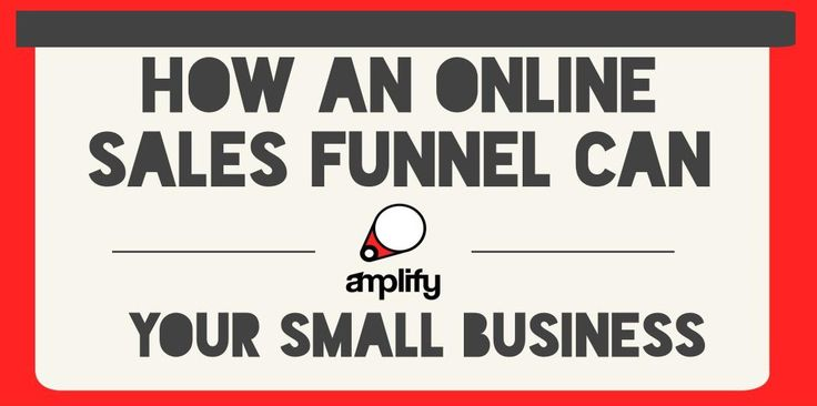 Find out what an online sales funnel is and how easy they are to increase profits here:  http://amplifybusinessprofit.com/2015/01/28/online-sales-funnel/