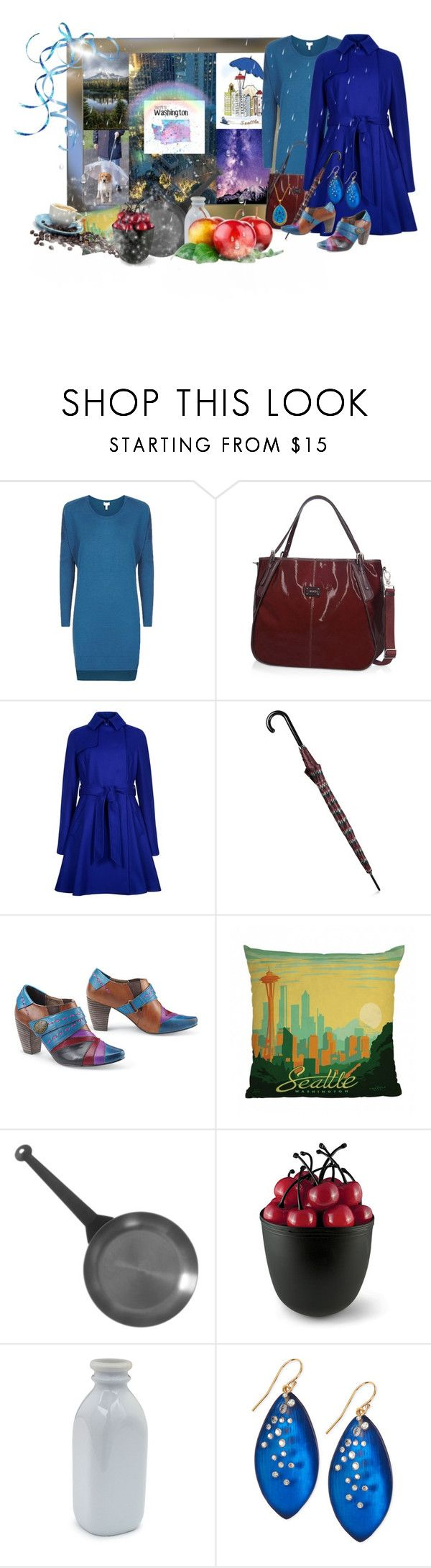 """""""Washington - """"Across the United States"""" (Contest)"""" by loveroses123 ❤ liked on Polyvore featuring Nicole Farhi, Tod's, Ted Baker, Missoni, DENY Designs, Alessi, Donald Carlson, Sur La Table, Alexis Bittar and Meghna Designs"""