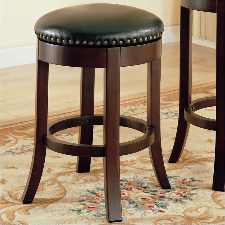 Coaster 24 Inch Swivel Bar Stool - 101059 & Best 25+ 24 inch bar stools ideas on Pinterest | Hand painted ... islam-shia.org