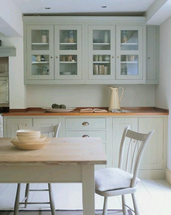 who paints kitchen cabinets grey estate farrow amp paint 1496