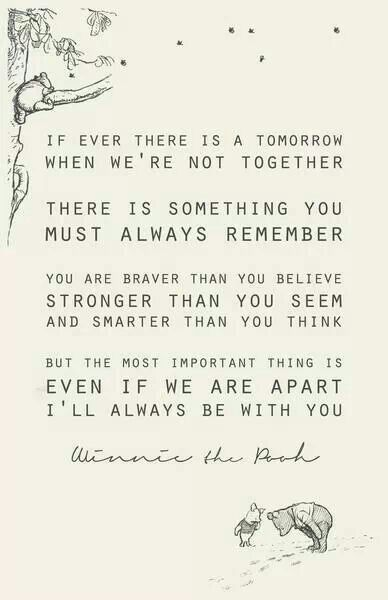 If ever there is a tomorrow