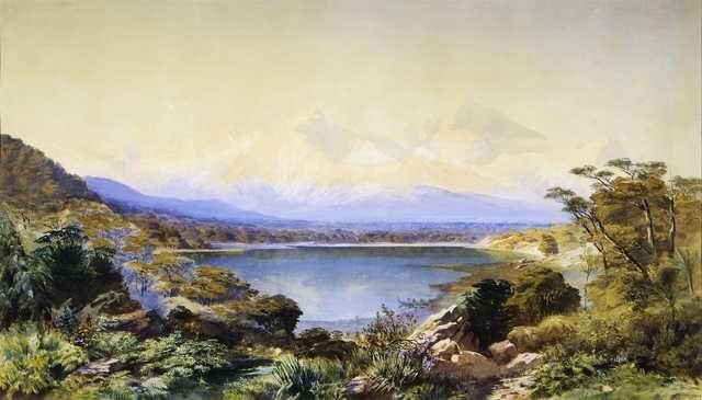 John Gully, Mt Aoraki