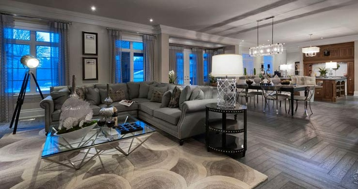 The Princess Margaret Home Lottery Showhome 1 - Family Room