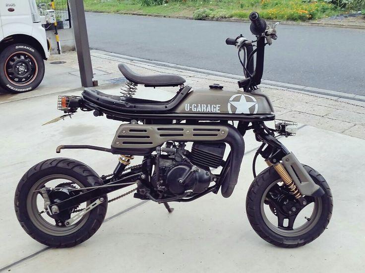 Suzuki PV50 EPO