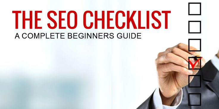 Ultimate SEO Checklist For Beginners (#Bonus Included)