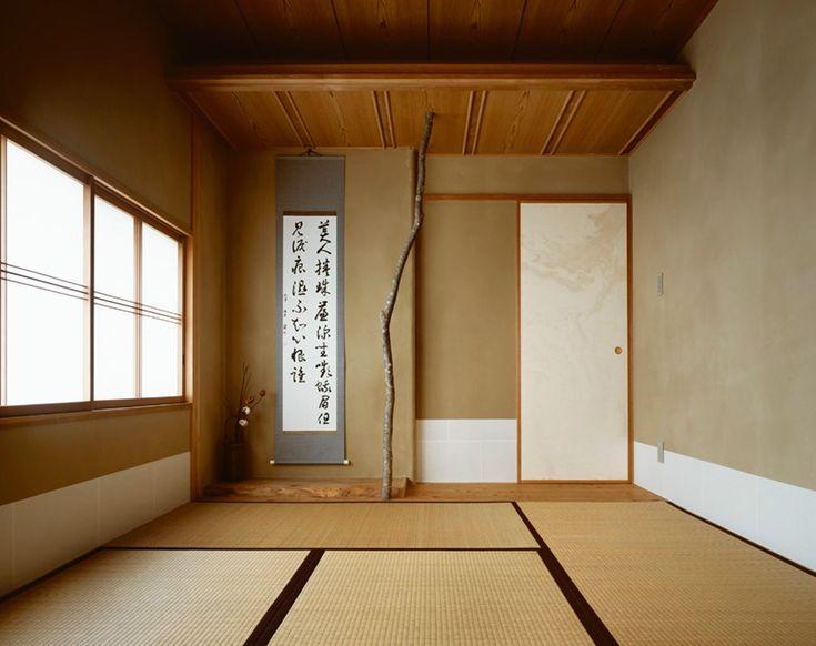 和室以上茶室未満の日本間