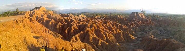 Desierto de la Tatacoa. Huila.