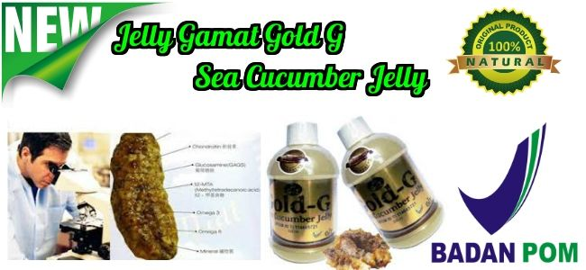 Jelly Gamat Gold G ampuh sebagai Pengobatan Tradisional Eksim Kering dan Basah menyembuhkan dari luar dan dalam (dioles dan diminum). Harga Murah dan berkualitas. Pesan Via SMS sekarang juga!! BISA BAYAR SETELAH BARANG SAMPAI (Khusus untuk Pembelian hari ini )