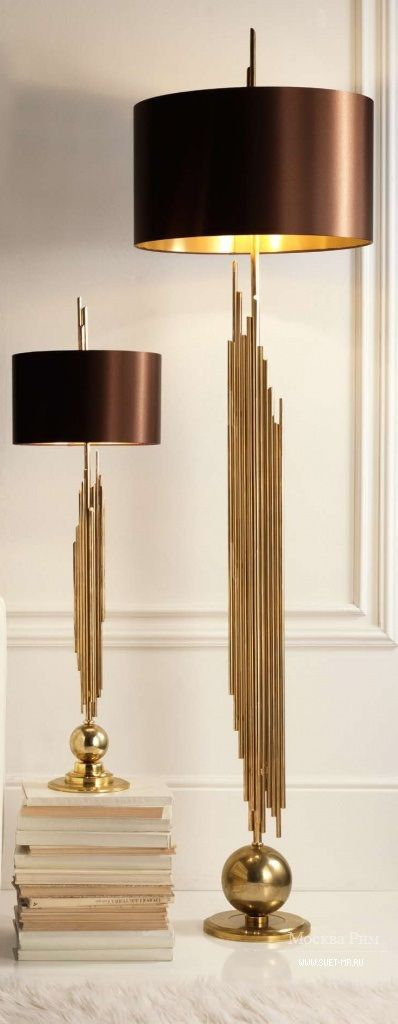 InStyle-Decor.com Luxury Designer Lighting Ultra High End Floor Lamps From… ~ http://ownerbuiltdesign.com ~ Residential design and drafting solutions for Hawaii homeowners, real estate investors, and contractors. Most projects ready for permit applications in 2 weeks or l