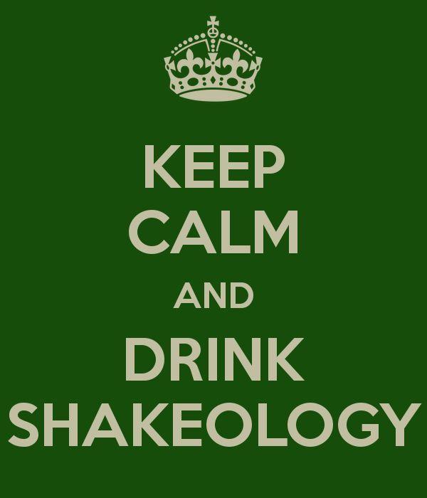 Shakeology!!
