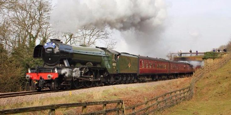 Flying Scotsman - New Day Trip & Short Break Holidays