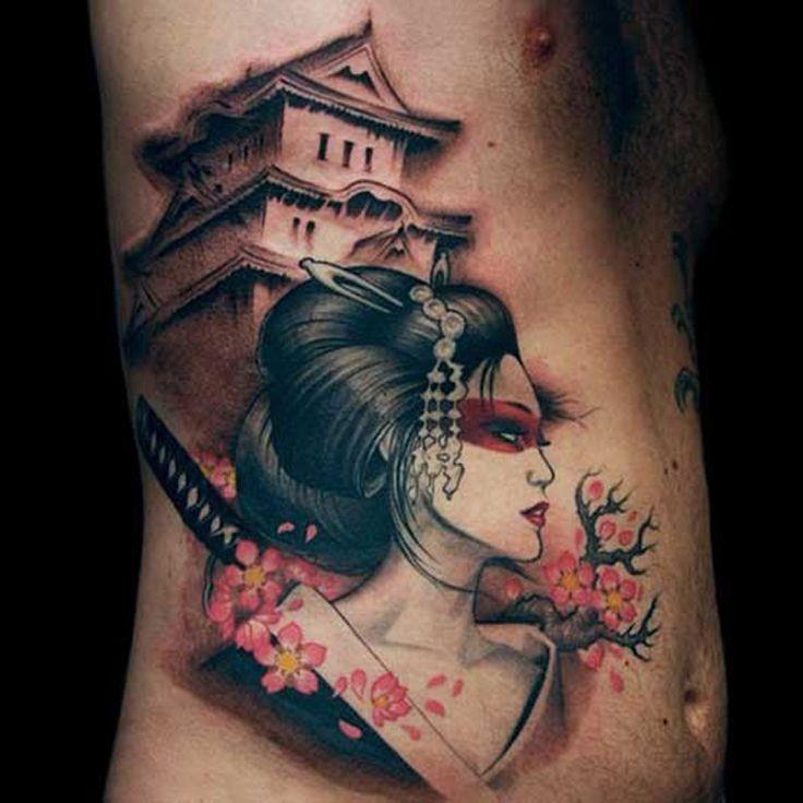 25 best ideas about geisha tattoos on pinterest geisha tattoo design japanese geisha tattoo. Black Bedroom Furniture Sets. Home Design Ideas