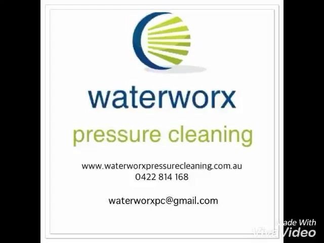 Driveway cleaning and painting by Waterworx in Runcorn Brisbane