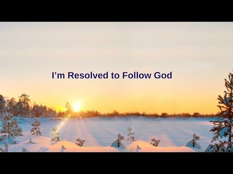 Seek the Bright Life - I'm Resolved to Follow God (Official Music Video) | The Church of Almighty God  #Religion #Persecution #China #life #EasternLightning #Salvation #Prayer #video #film #words #God #testimony #Amen #hymn #gospel #faith