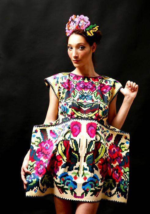 LANAA DRESS, because I want my hips to look bigger!