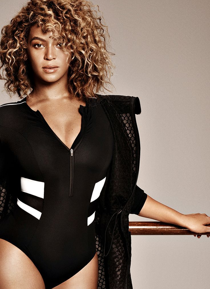 beyonce curly hair elle - Google Search