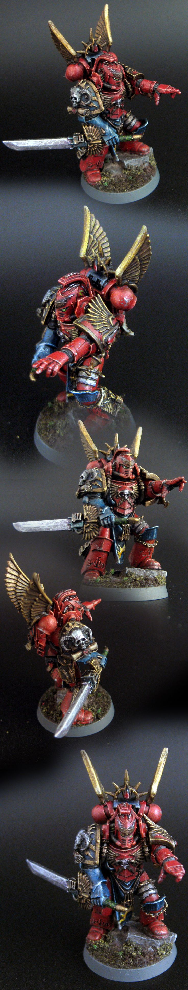 Blood Angels Army Project (pic carpet bombing) - Page 46