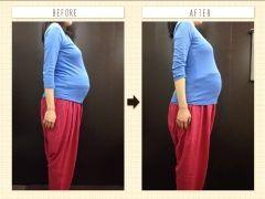明日で10ヶ月に入る妊婦さん まんまる柔らかくなった自分のお腹に こんなに違うんだって ビックリされてました   前から見ると肩が上がってたのが下がったのが分かりますし 横向きなんかは服のシワの入り方でわかるように 脇腹が張ってます 便秘で大腸が硬くなってる証拠です  SHAMALOで産前産後のトラブル解決させましょう  #安産したい #妊産婦整体 #マタニティマッサージ #妊婦マッサージ #マタニティタイ古式 #タイ古式マッサージ #タイ式産後ケア #ユーファイ #妊産婦のトラブルケア #妊娠中のトラブル #つわり #切迫 #足がつる #腰痛 #ギックリ腰 #難産 #便秘 #陣痛促進 #安産 #逆子 #恥骨痛 #仙骨痛 #尾てい骨痛 #尿もれ #ベビ待ち #不妊 #妊活 #冷え性 #股関節硬い #温活 #岩盤浴 #よもぎ蒸し #ハーブ蒸し #ハーブボール #リンパマッサージ #アロママッサージ #トリートメント #ボディケア #エステ #小顔 #小尻 #骨盤矯正 #福岡 #博多 #マタニティサロン #シャマロ #SHAMALO #妊婦の駆け込み寺 #安産クリエーター…