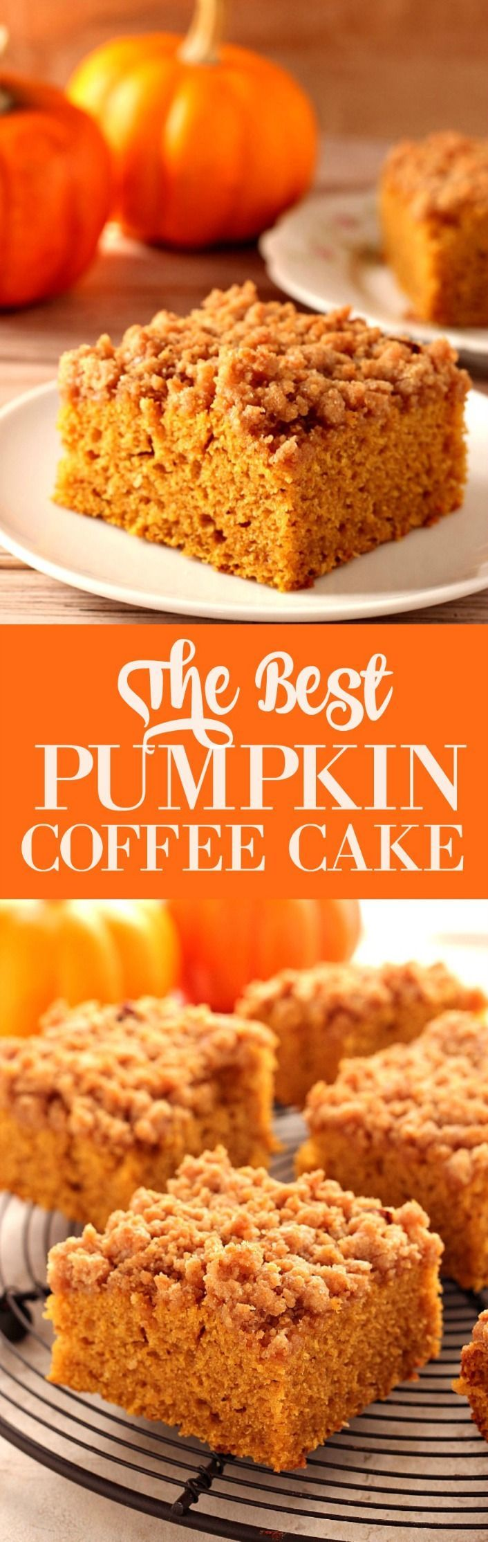 the best pumpkin coffee cake long The Best Pumpkin Coffee Cake