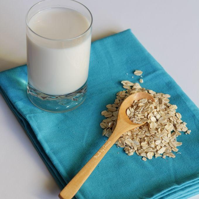 Leite de Aveia   Oat milk