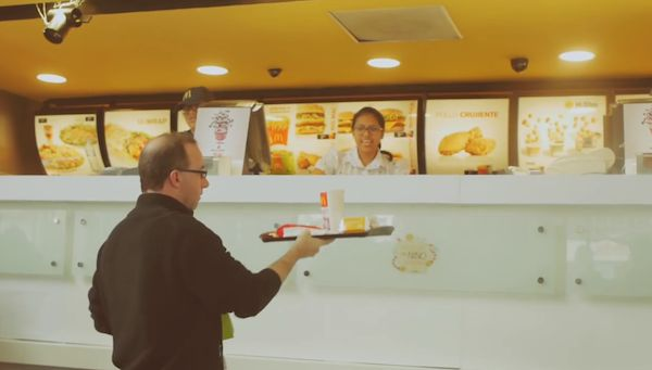 In Peru, McDonald's Recreates A Childhood Brand Experience For Adults